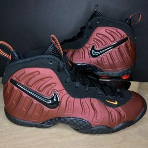 Nike Foamposite Little Posite Pro GS Hyper Crimson